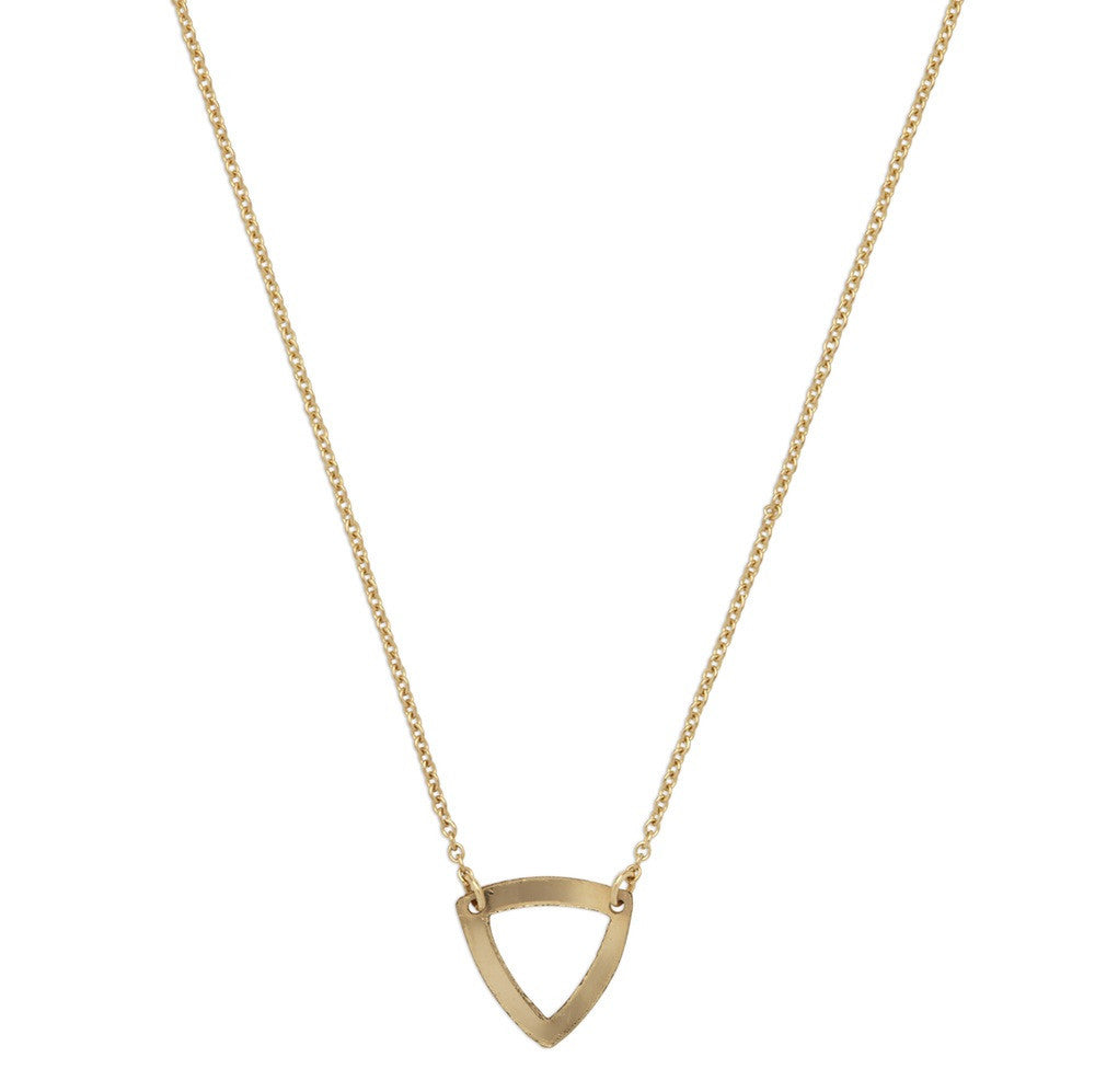 136G Gold Dunes Necklace