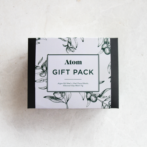 100% Pure Moroccan Essentials Gift Pack