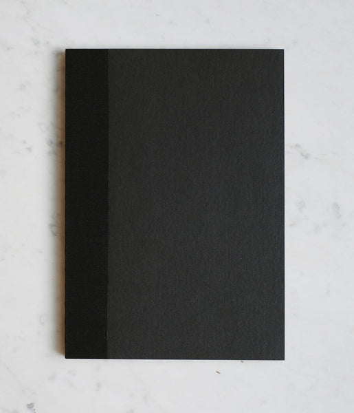 Check Design Graphics Utility Book Black