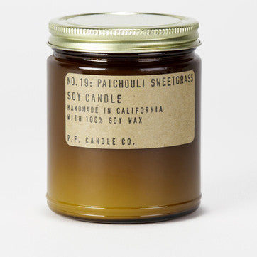 Patchouli Sweetgrass