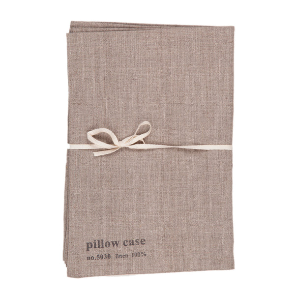 Pillow Case Natural Linen