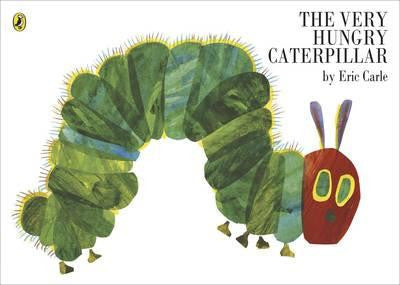 Very Hungry Caterpillar Big Book