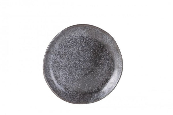 Earth Side Plate Black