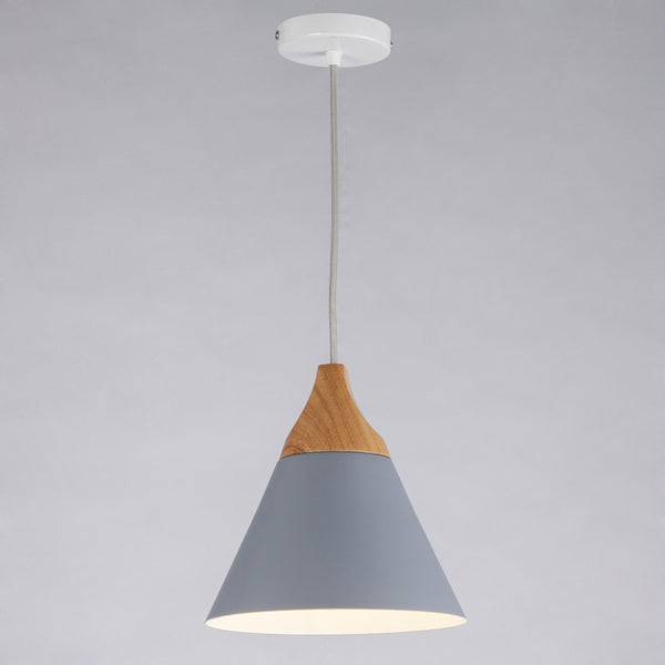 Timber Metal Pendant