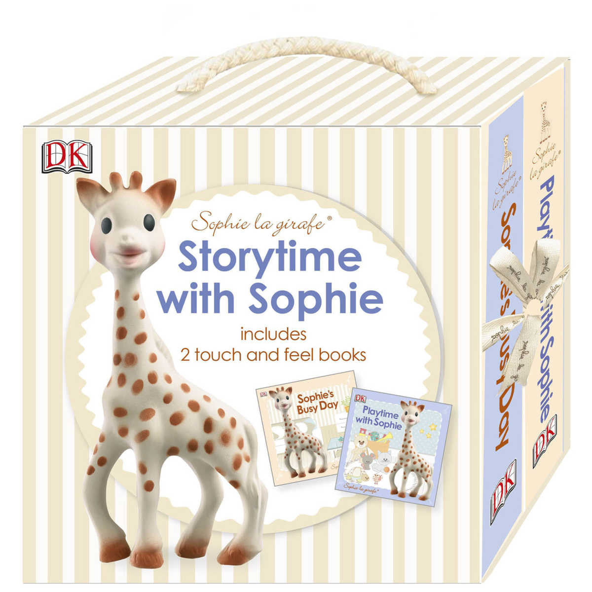 Sophie La Girafe Story Time With Sophie
