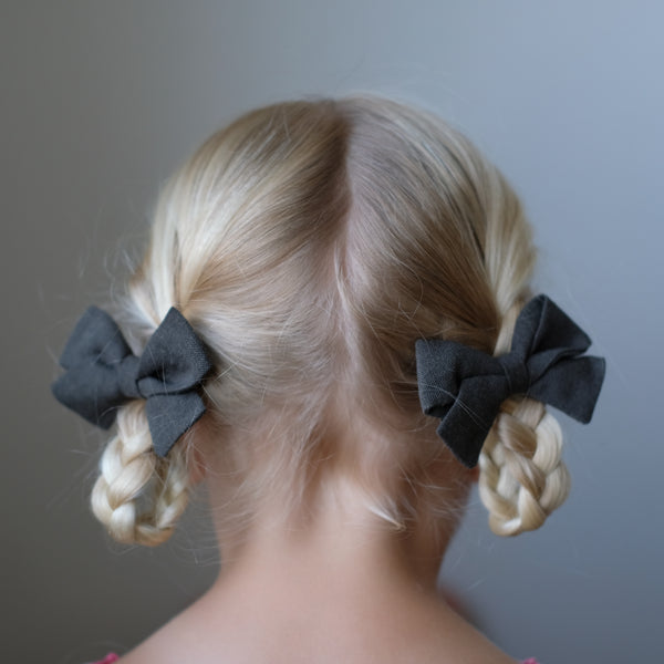 Braided Loop Pigtails