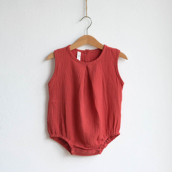 The Bess Romper