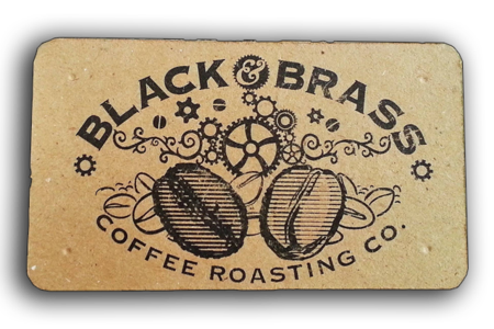 Black and Brass Coffee