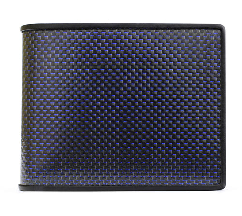 Carbon Fiber & Leather Wallet