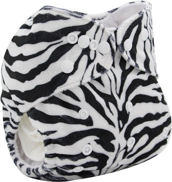 Zebra Cloth Roamers