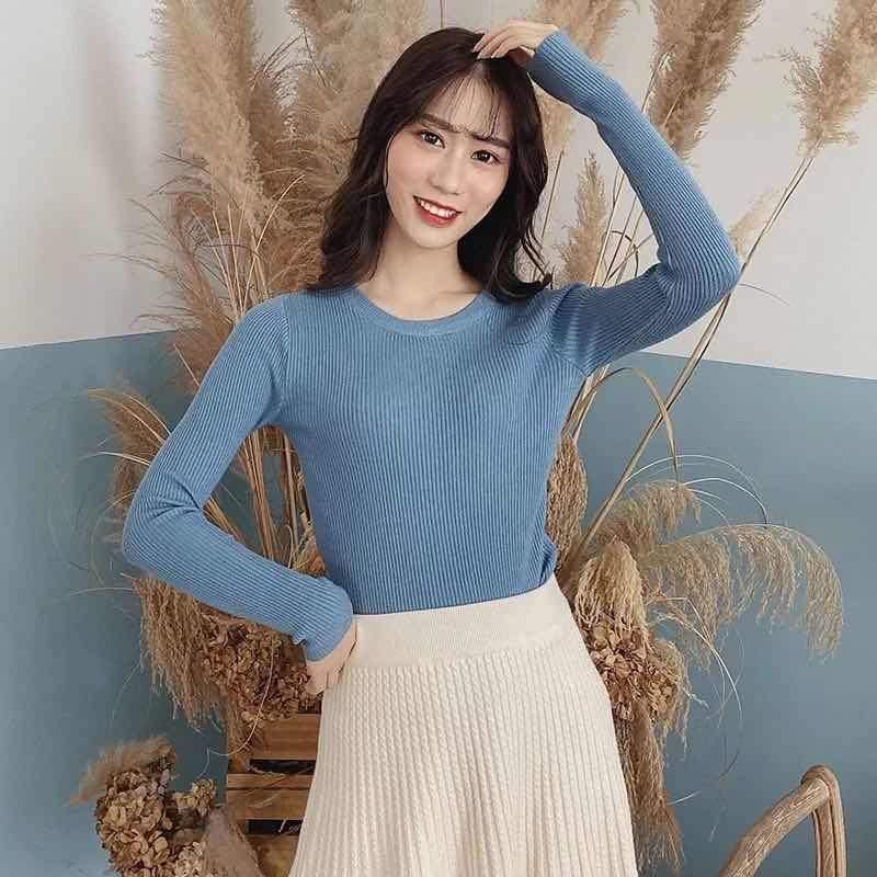Korean Knitted pullover - Qiszar - Samiha Apparels