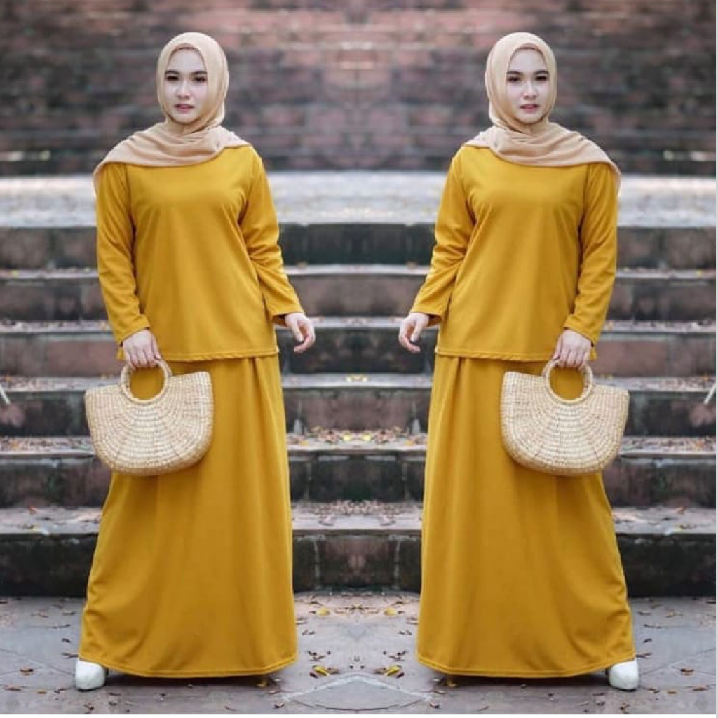 Kurung Full Sets -  Timah - Samiha Apparels