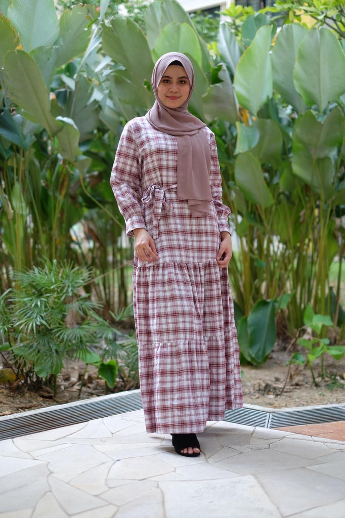 Maxi  Dress - Zamora - Samiha Apparels