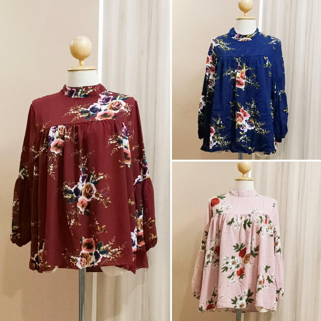 Printed doll Top - Hinah - Samiha Apparels