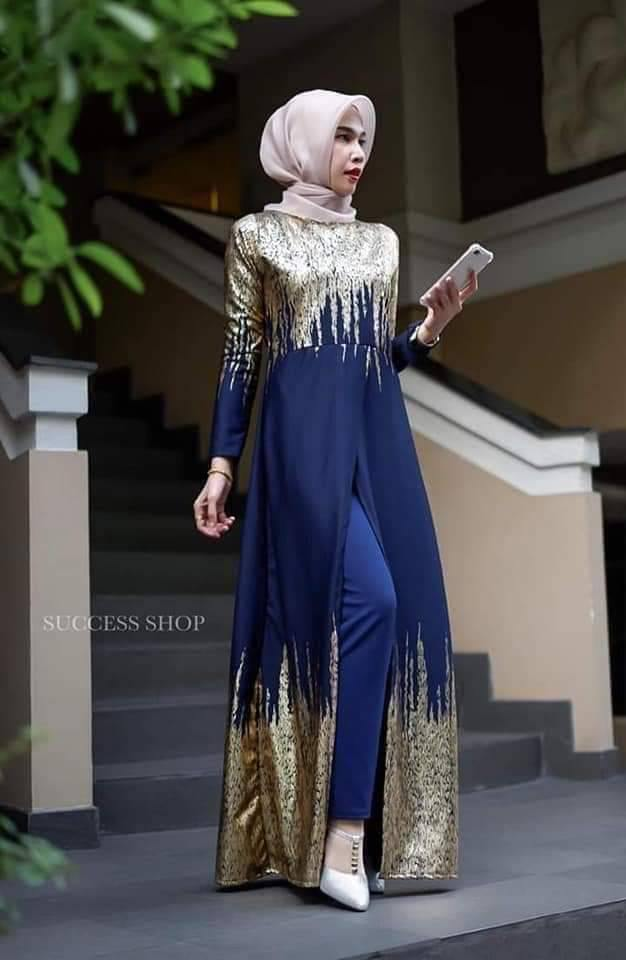 Full Set Dress - Atiqan - Samiha Apparels