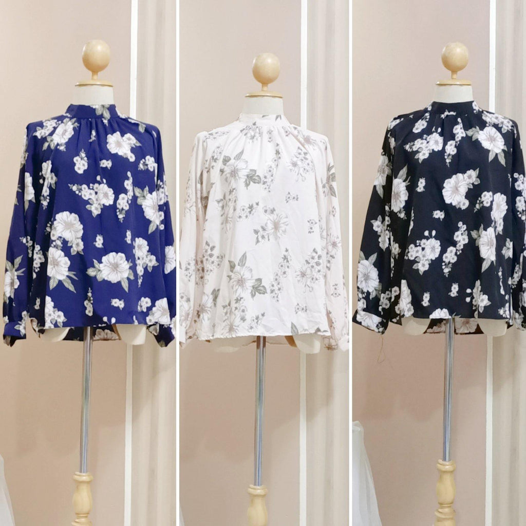 Collar Tops - Blossom - Samiha Apparels