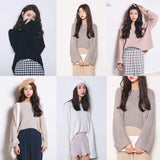 Elham Korean Knitted pullover (Bella)