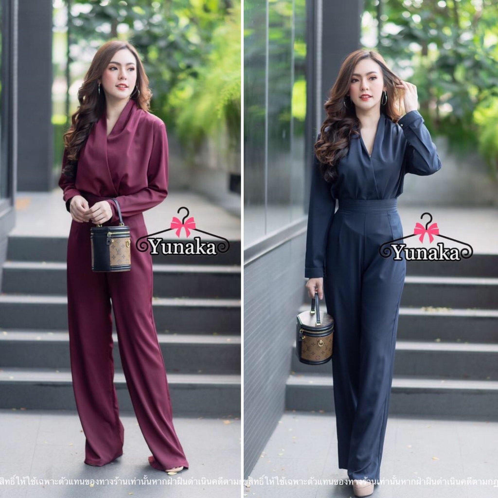 Full Sets Dress Pants & Tops  - Makrina - Samiha Apparels