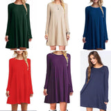 Basic Tunic Tee Arabian Basic  (Long Sleeve)