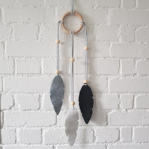 Monochrome Dreamcatcher