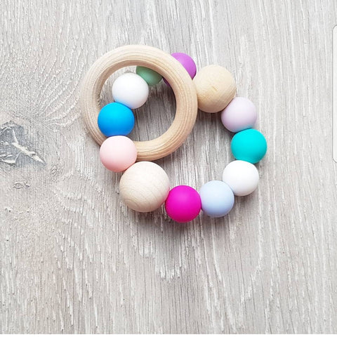 Handmade Baby Teether