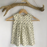 Swallow Cotton Toddler Dress