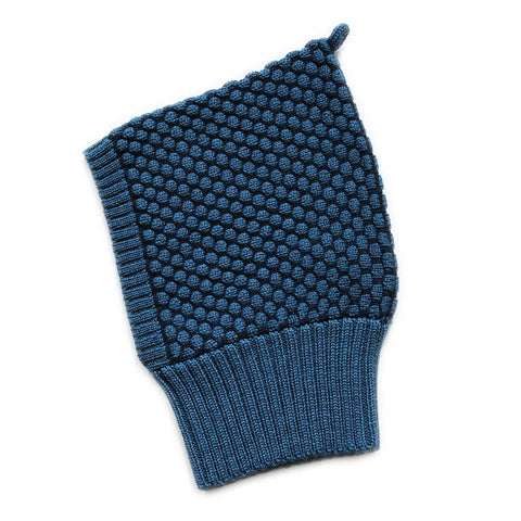 Knitted hat - balaclava for Babys Kids, Merinowool