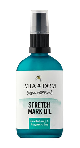 Superhero Collective - Natural Organic Stretch Mark Oil