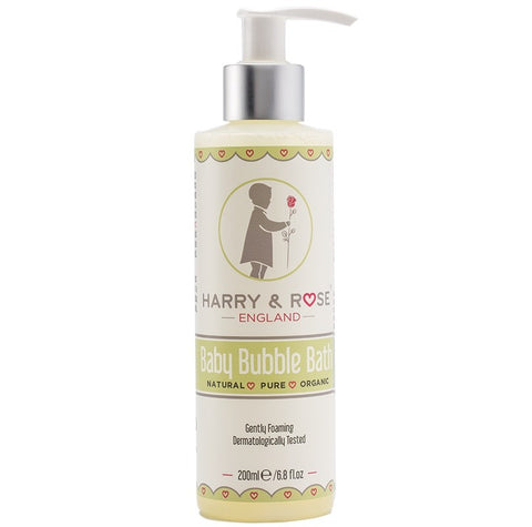 Harry & Rose Baby Bubble Bath (200ml)