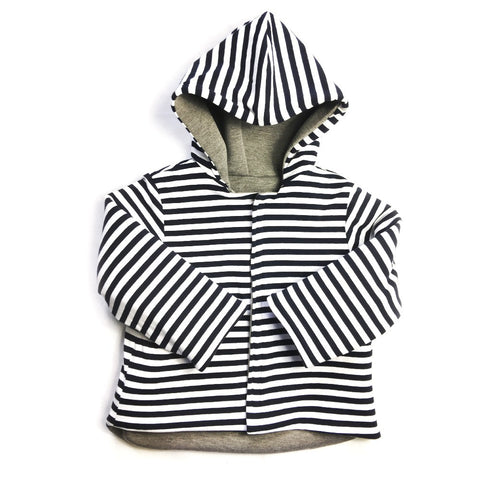 Superhero Collective - Reversible Kids' Jacket with Magnetized Closure