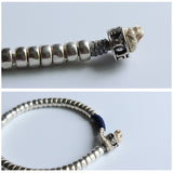 Tibetan buddhist Handmade Dragon scale knots lucky bracelet