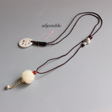 Elegant Rope Long Necklace