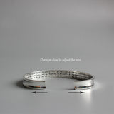 The Heart Of Prajna Paramita Sutra Bangle