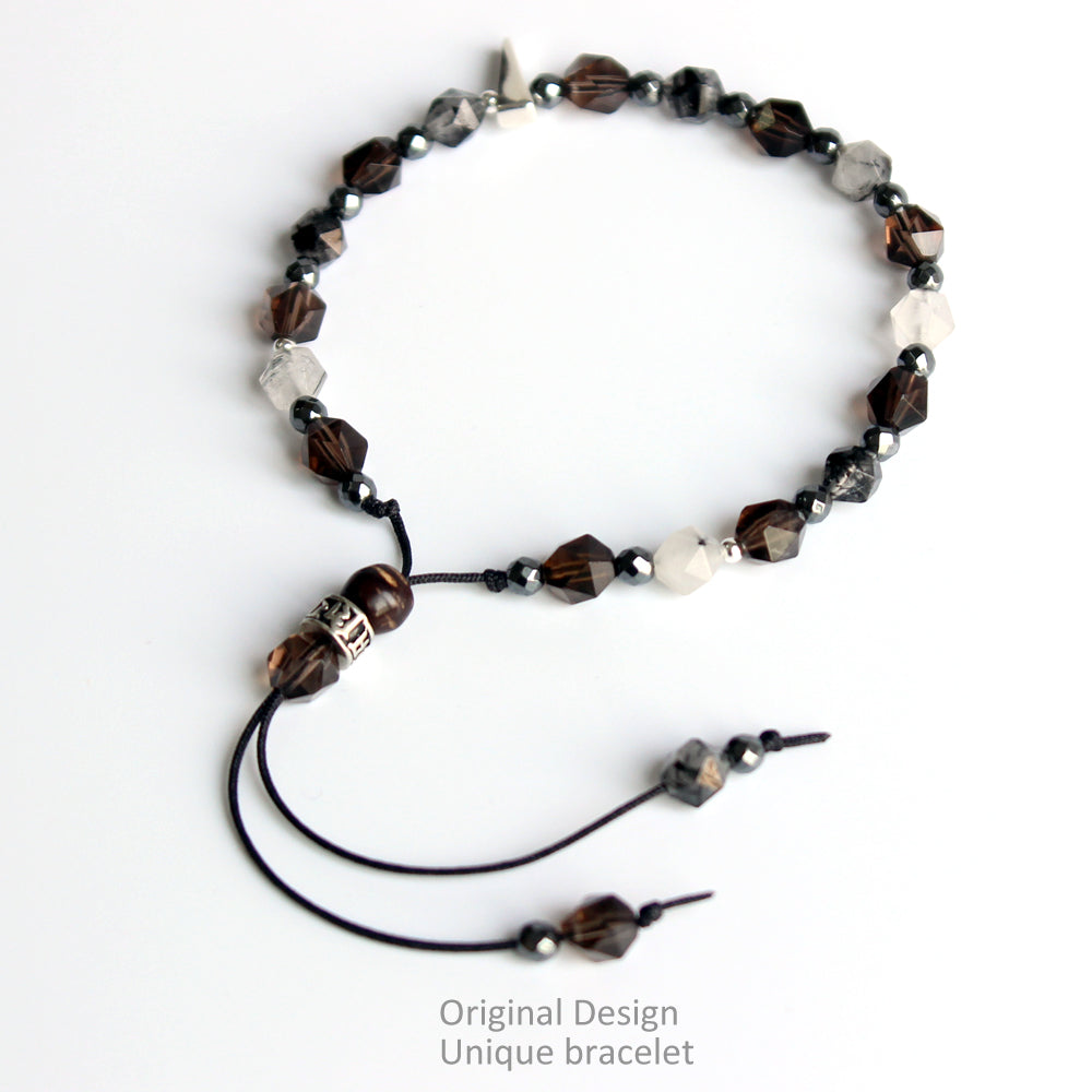 The Guide of Buddhism Bracelet