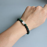 Green Cobra Eye Bracelet