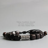Six True Words Totem Charm Bracelet
