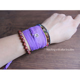 Sari Ribbon Wrap Bracelet