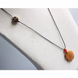 Lotus Leaf Necklace