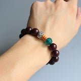 Red Sandalwood Bracelet