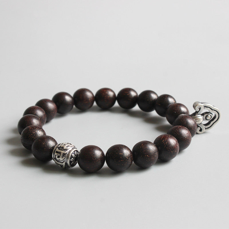Dark Sandalwood Bracelet