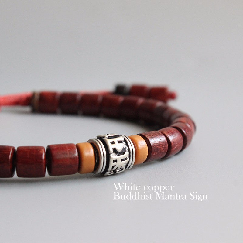 buddhist good tibetan luck products for handmade spirit the bracelet kundalini facentials bracelets original knots