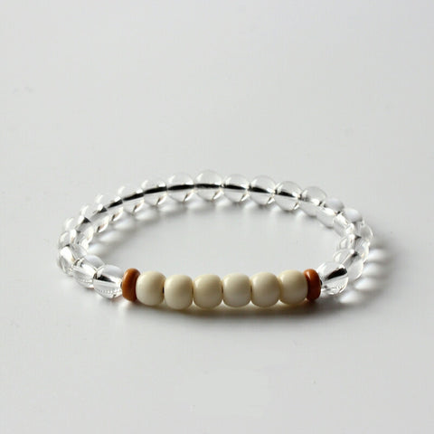 Yoga Pure Quartz Bracelet