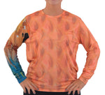 Unisex Redfish Scales Longsleeve