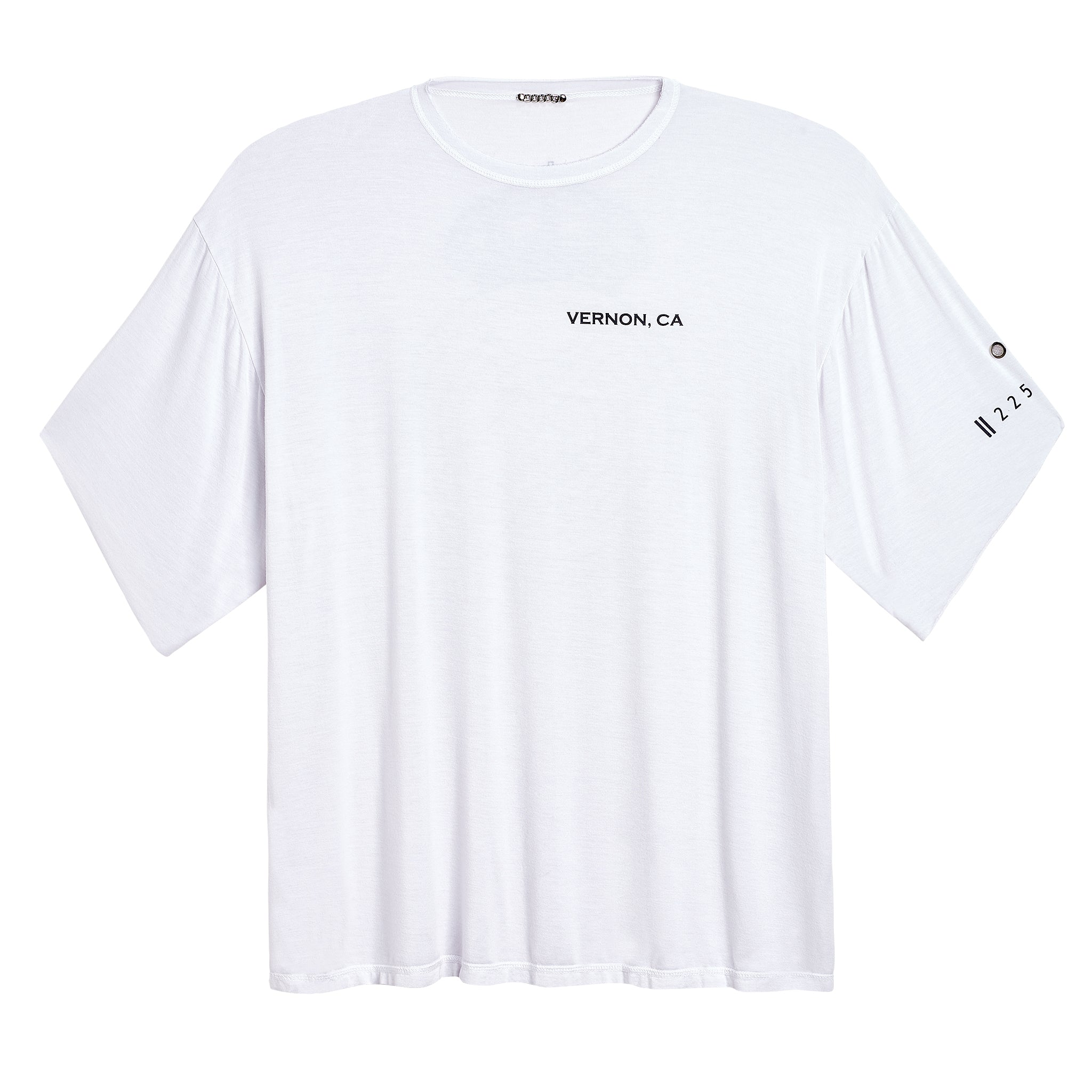 VERNON XL T SHIRT WHITE