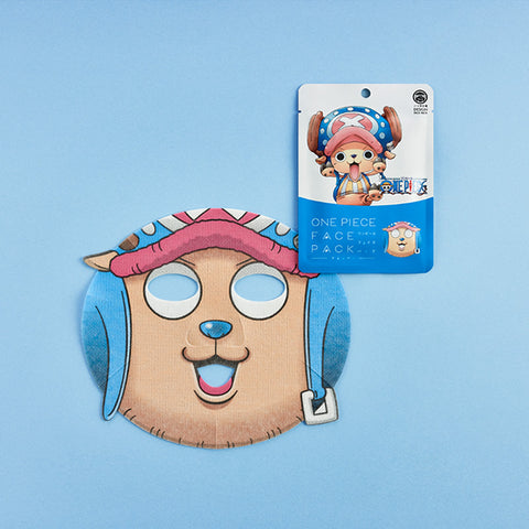 One Piece Chopper Face Mask