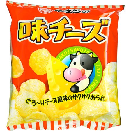 Cheese Senbei Crackers