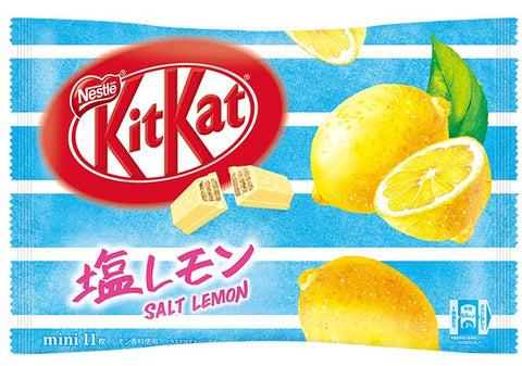 KitKat Mini Salt&Lemon