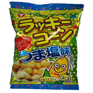Lucky Corn Salt Flavor (10 piece set)