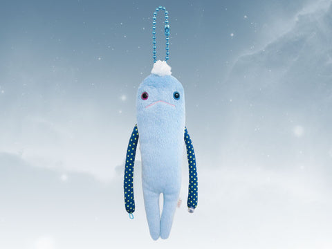 Mokeke Plush SS - Light blue