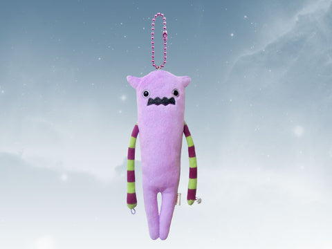 Mokeke Plush SS - Purple